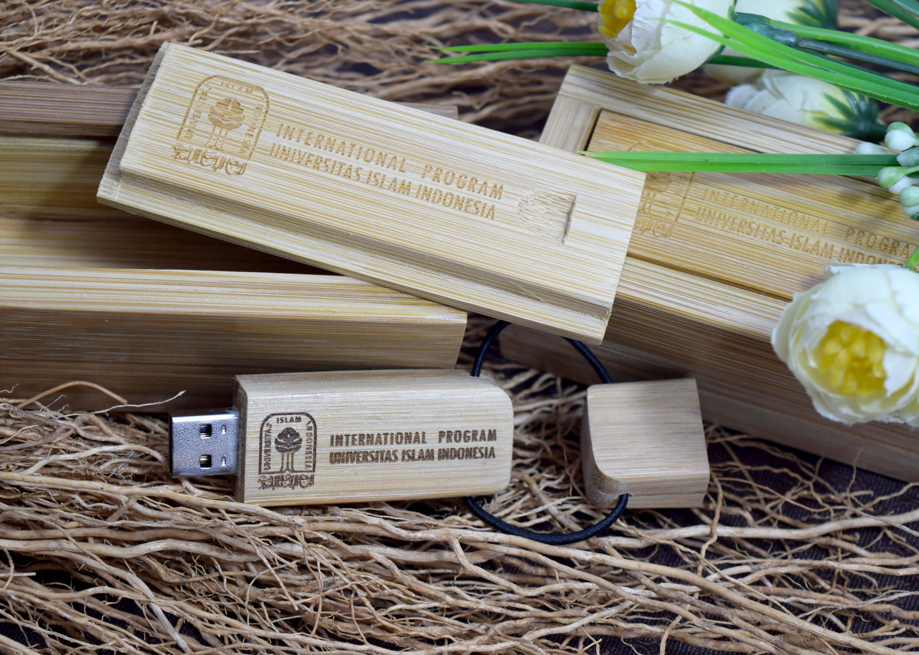 Flash Drive Bambu Eksklusif