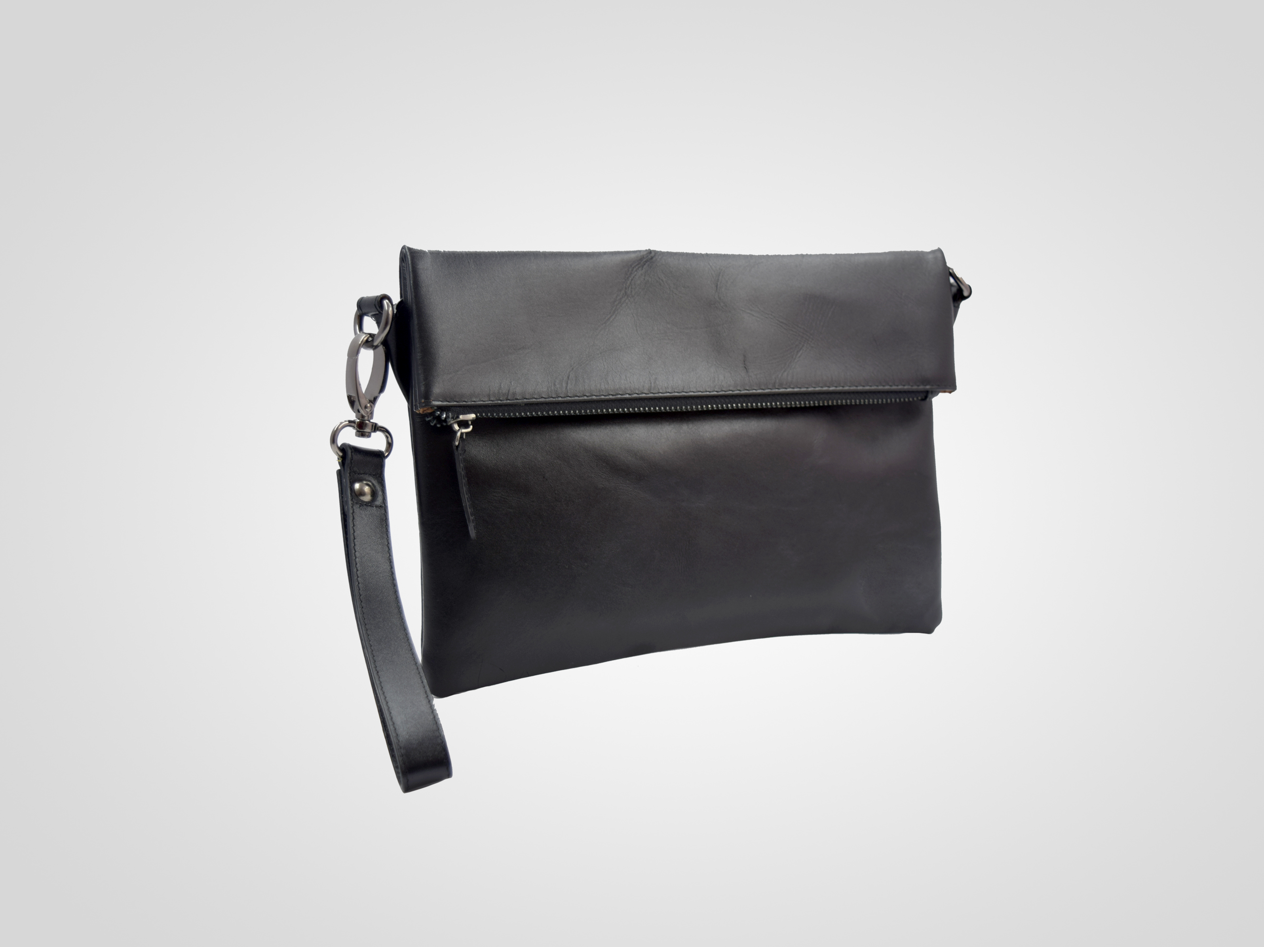 Constantine Leather Pouch